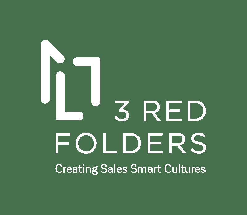 3 Red Folders